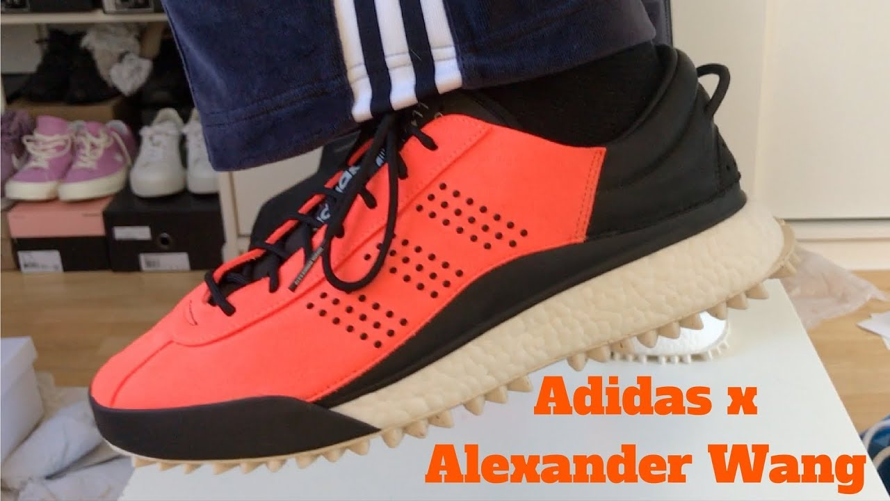 timeless design 5911d 6322d Adidas x Alexander Wang Hike Lo Unboxing + On Feet RE-UPLOAD