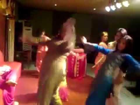 Pashto garam dance