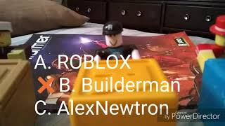 Roblox in real life ROBLOXIAN GAME SHOW pt. 1