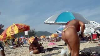 praia mole - Floripa