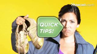 Quick Tips: How to Dry Shoes