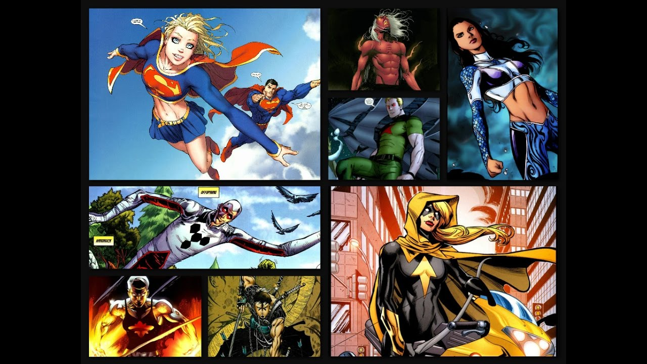 10 Characters I'd Like To See In Young Justice Season 3 ...Young Justice Season 3 Characters