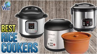 10 Best Rice Cookers 2018