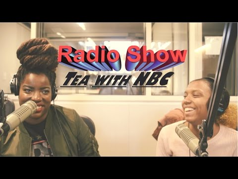 TEA WITH NBC RADIO SHOW!!: Upcoming semester,Snapchat Filters, relationships and more!