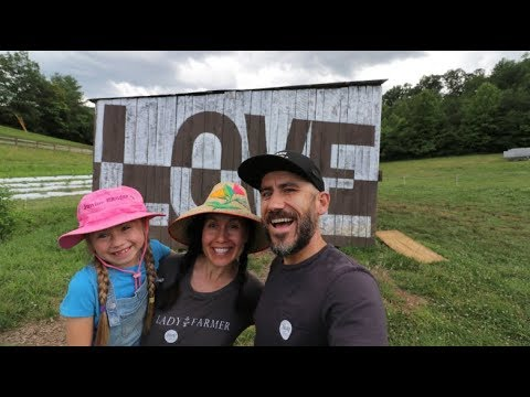 BISON & Hemp In North Carolina | ASAP Farm Tour