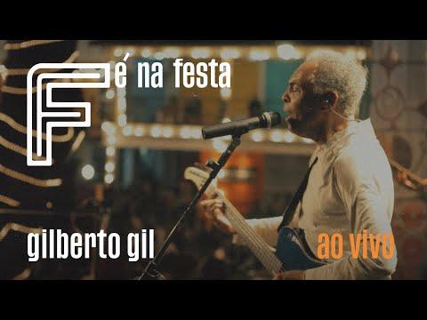 DVD Completo  Gilberto Gil  Fé na Festa Ao Vivo