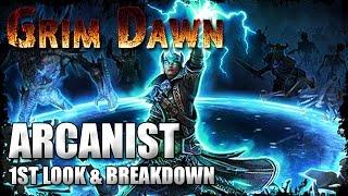 Grim Dawn Eye Of Reckoning Build - Arcanist/Oathkeeper (2019