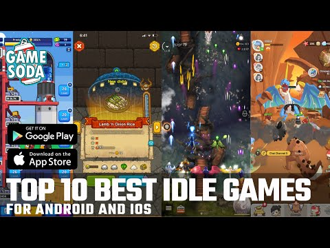 Top 10 Best IDLE Game for Android & iOS