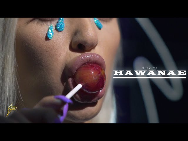 Nucci - HAWANAE (Official Video) Prod. by Popov