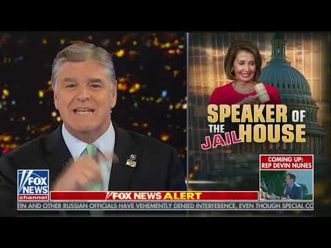 Hannity Says It's 'Despicable' to Call for Political Opponents to Be 'Locked Up'