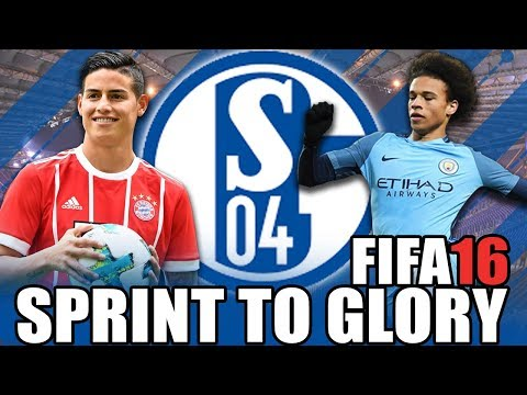 RETRO FIFA 16 SPRINT TO GLORY 😱🏆 | FIFA 16: SCHALKE 04 SPRINT TO GLORY KARRIERE
