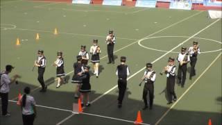 2012 香港國際青年步操樂隊大賽 HKIYMBC - 匡智屯門晨輝學校 Hong Chi Morn