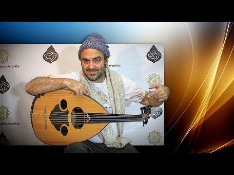 Playing Shallalat by Jamil Bashir جميل بشير شلالات