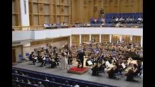 Tchaikovsky Violin Concerto, Op. 35  2/3 Canzonette, Andante, 3/3 Allegro Vivacissimo