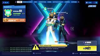 Fortnite evolves in the past, present and future (Team Brothers universe)