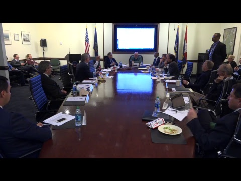 LNAA Board of Governors of Meeting, April 25, 2017
