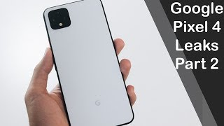 Pixel 4 Leaks Part 2 - After The Presence of The Pixel 4 XL in Vietnam.