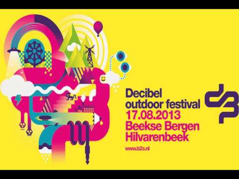 The DJ Producer @ Decibel 2013