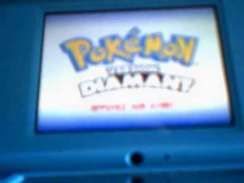 comment commencer nouvelle partie pokemon version blanche