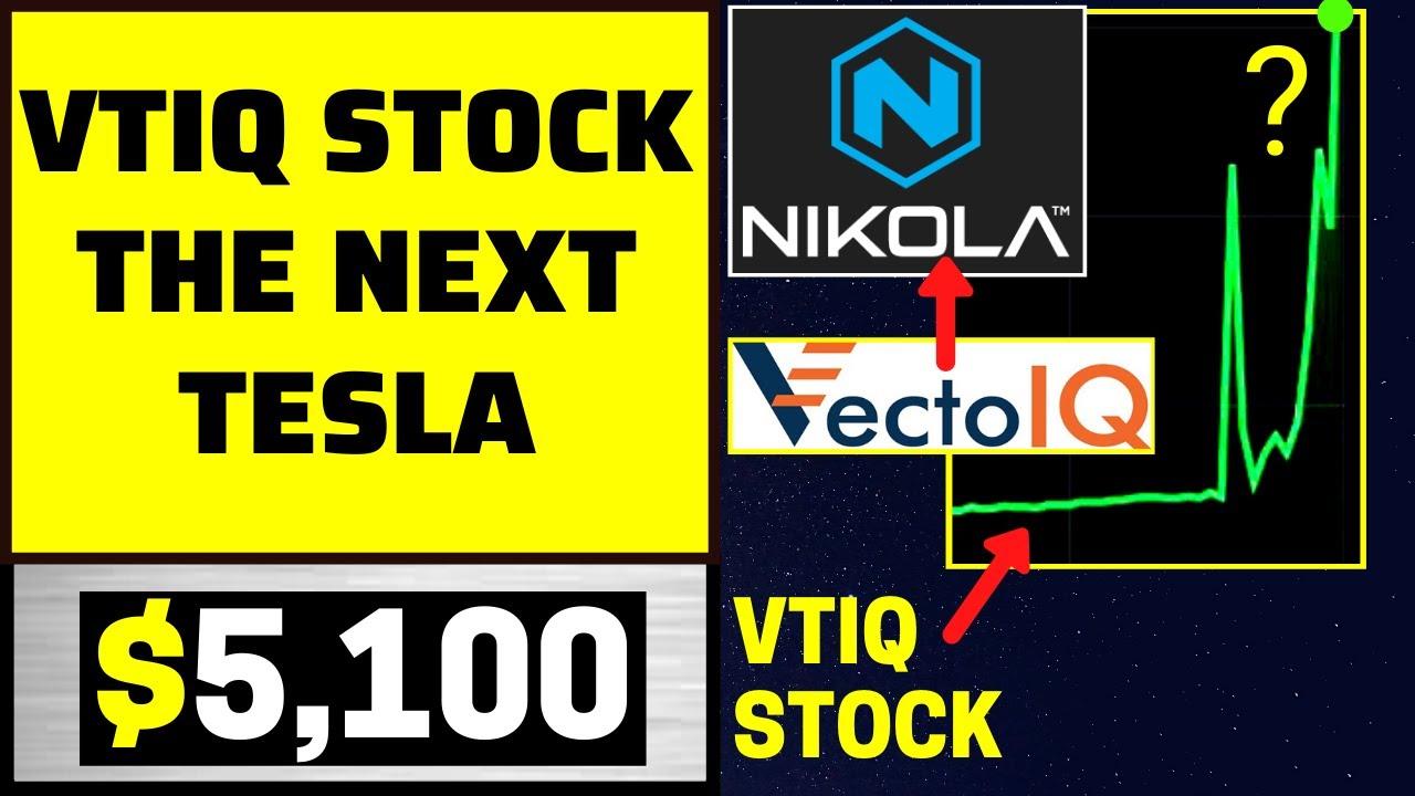VectoIQ Acquisition Corp. (VTIQ) Fundamental and Technical ...
