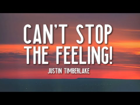 CAN'T STOP THE FEELING! - Justin Timberlake