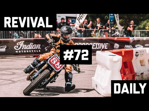Handbuilt Motorcycle Show 2019 Day 2 // Revival Daily #72