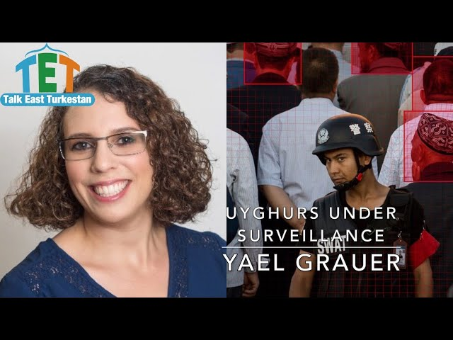 Live with Yael Grauer
