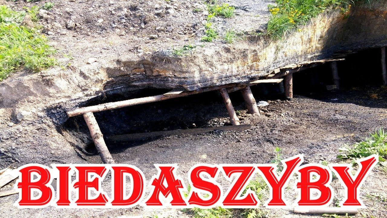 Wałbrzych- Miasto wybudowane na węglu. Biedaszyby żywią kolejne pokolenia.