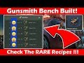Last Day On Earth - Gunsmith Bench Ready! (Check The Recipes)