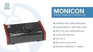 Palmer Audio Tools - MONICON Passive Monitor Controller