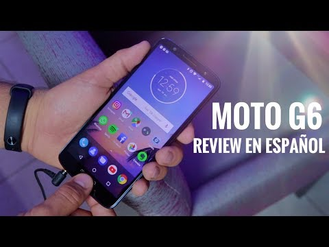 MOTO G6: REVIEW