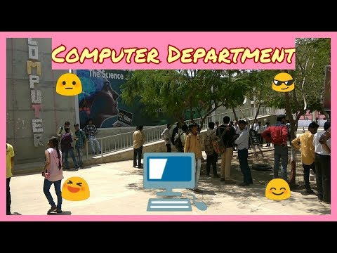 Techno Fun 2018 || Computer Department 💻 || Government polyt