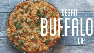 Vegan Buffalo Chicken Dip