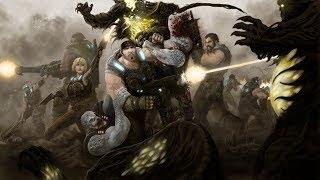 (LIVE) Ess MooMooMiLK Live Destroying on Gears of War 4 w/ Ess Immortal & Fans