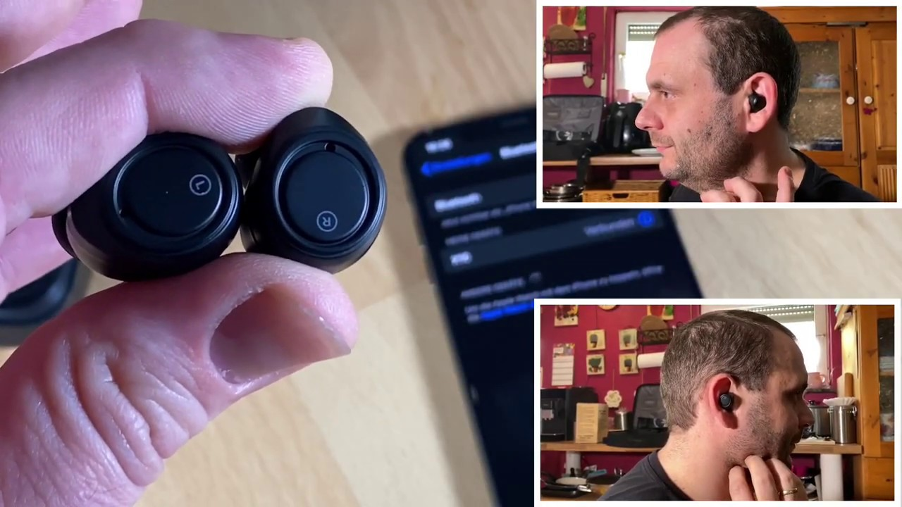 Image result for ANTIMI Wireless earbuds
