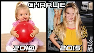 Buena Suerte Charlie - Antes Y Después | 2015 | Before And After
