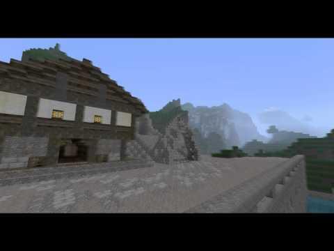 aVerege Palace (HD video) (Cinematic Effect)