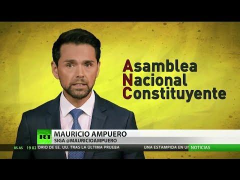 Todo lo que debes saber sobre la Asamblea Nacional Constituyente en Venezuela