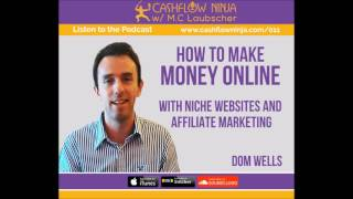 Dom wells is the owner and founder of human proof designs, a service that creates done-for-you niche websites for those who want to get started with affiliat...