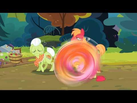 Slender Pony Easter Egg