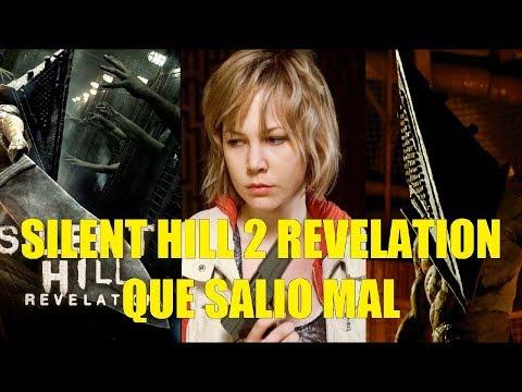 Silent Hill  La Revelación Que Salio Mal y Curiosidades