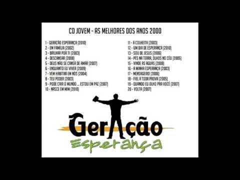 CD Jovem - As Melhores dos Anos 2000