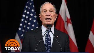 Michael Bloomberg Will Participate In Democratic Debate In Las Vegas | TODAY