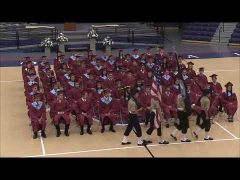 High Tech HS Graduation 2016