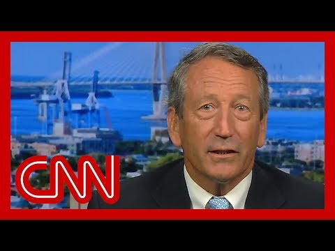 Why Mark Sanford is considering challenging President Trump in 2020