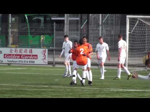DSO C1 - Swansea City U14 dd 20-05-2016