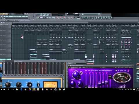 Arcangel & De la Guetto Me Enamore De La Glock Remake Instrumental FLP (MP3 GRATIS)