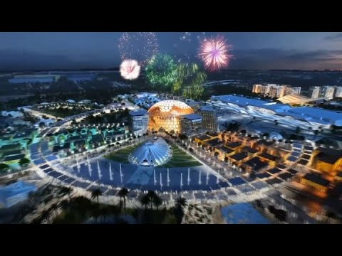 How Dubai is turning desert into a mini city for Expo 2020 | CNBC On Assignment