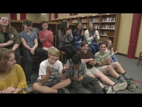 One Class at a Time: Riverchase Middle School