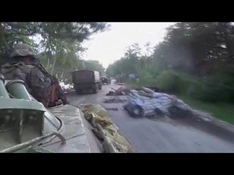 Russia and Ukraine agree to work on new truce